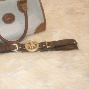 Ladies Michael Kors Ladies Belt